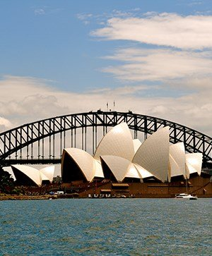 Rutgers Global – Study Abroad in Australia, Sydney Opera House