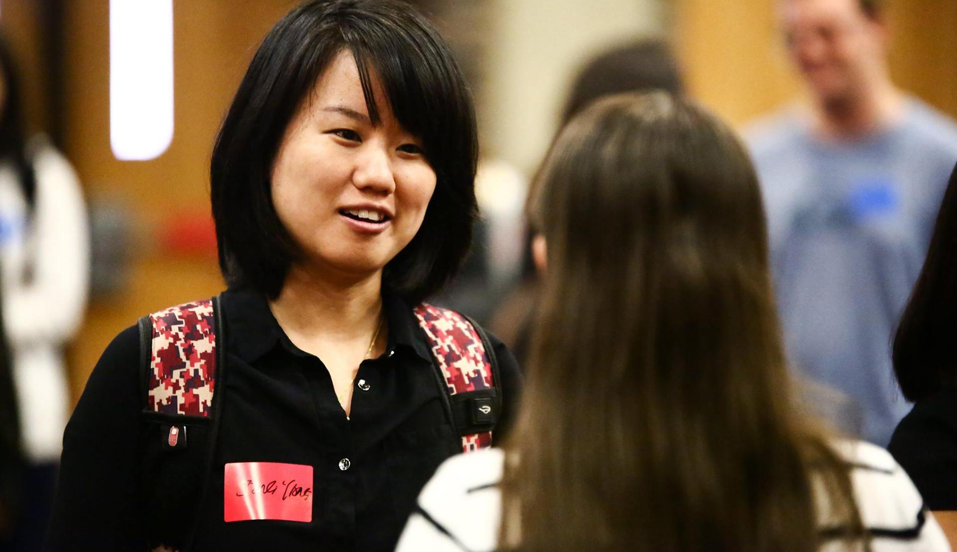 Ifp Conversation Partners Program Match Party Rutgers