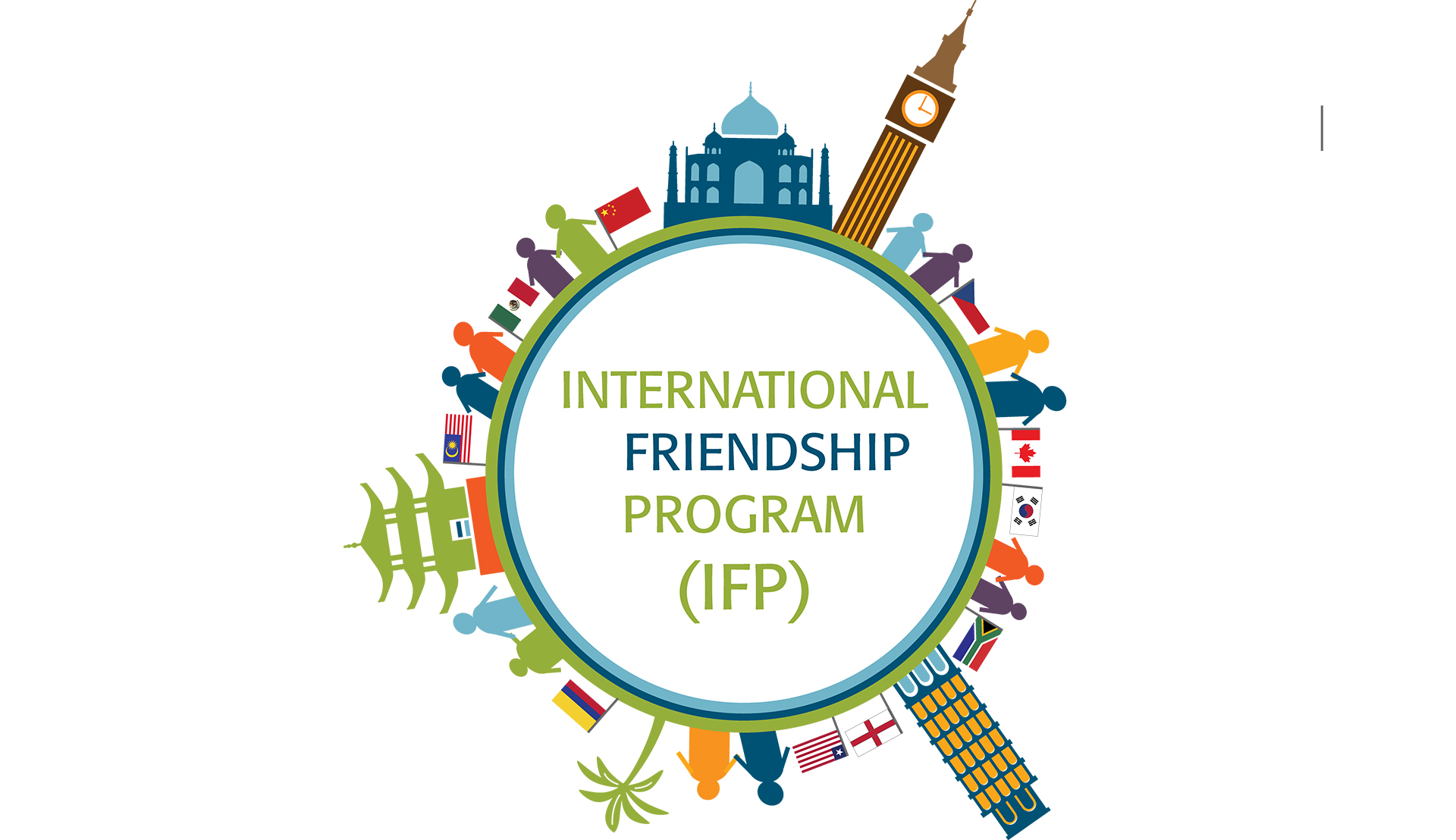 Image of International Friendship Program logo