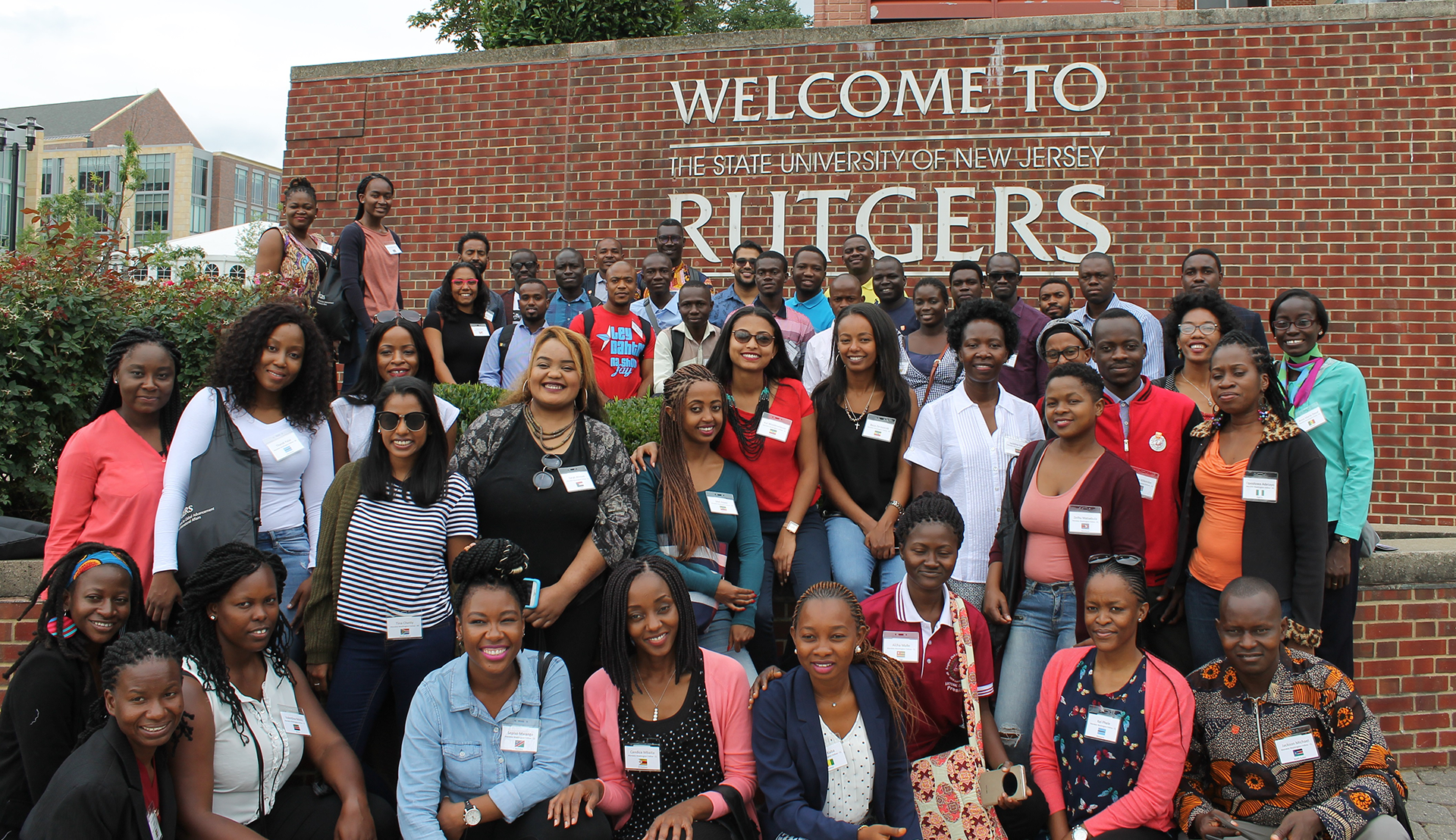 Rutgers Global - Mandela Washington Fellows