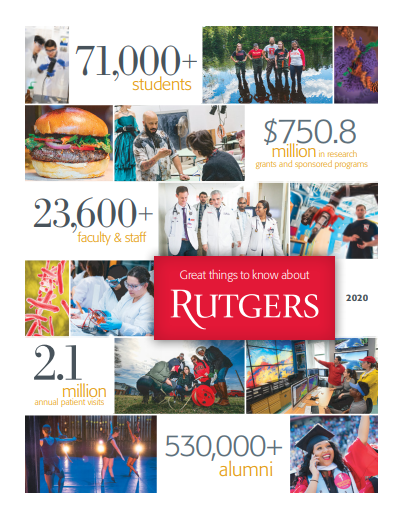Great Things to Know About Rutgers 2020