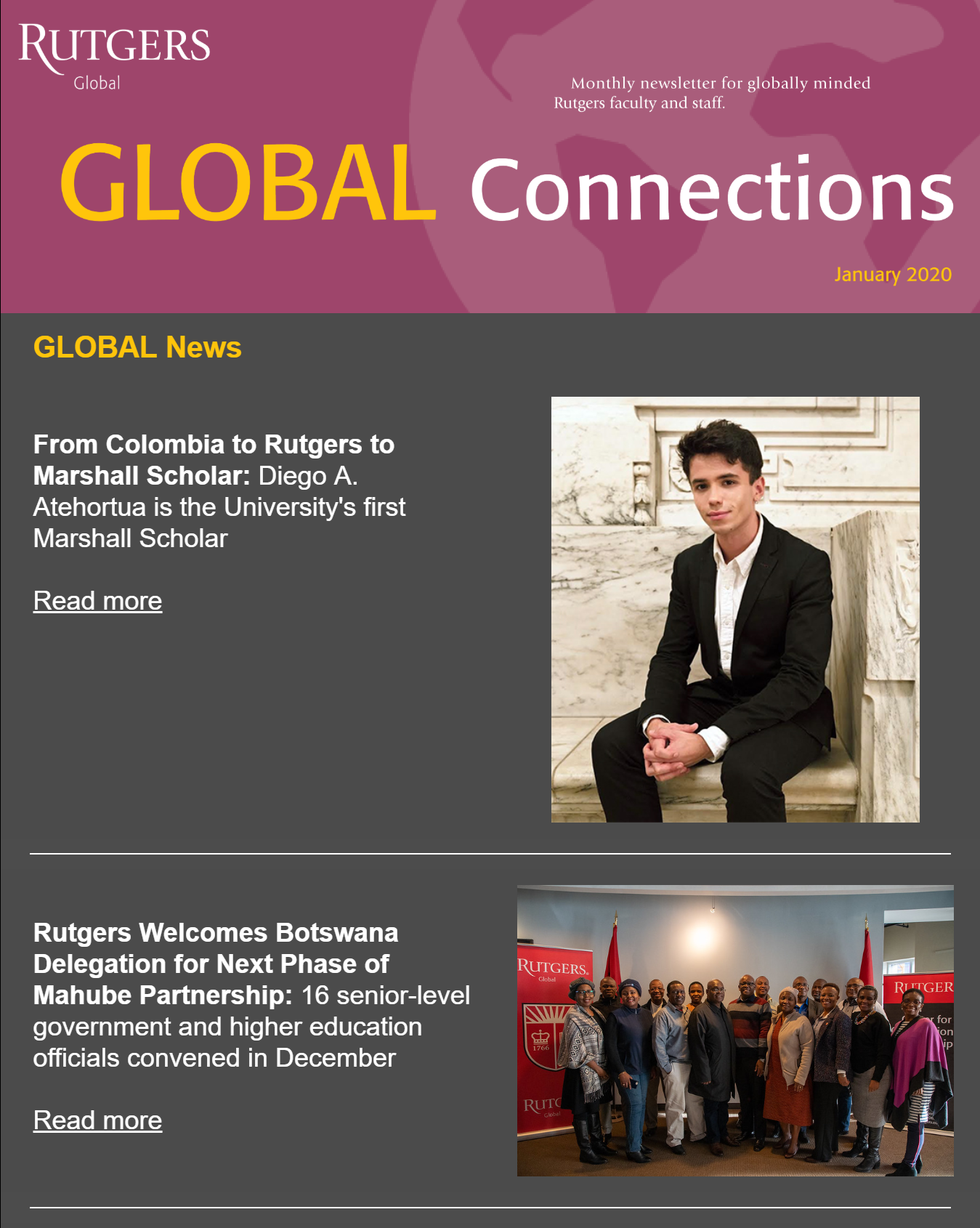 January 2020 Global Connections Thumbnail