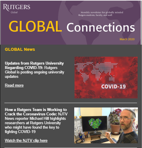 Thumbnail March 2020 Global Connections Newsletter