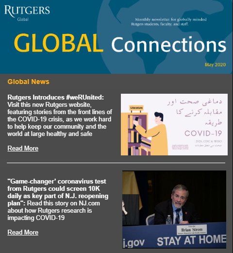 May 2020 Global Connections