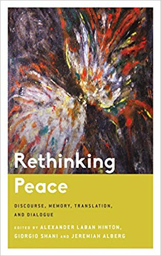 Rethinking Peace Cover