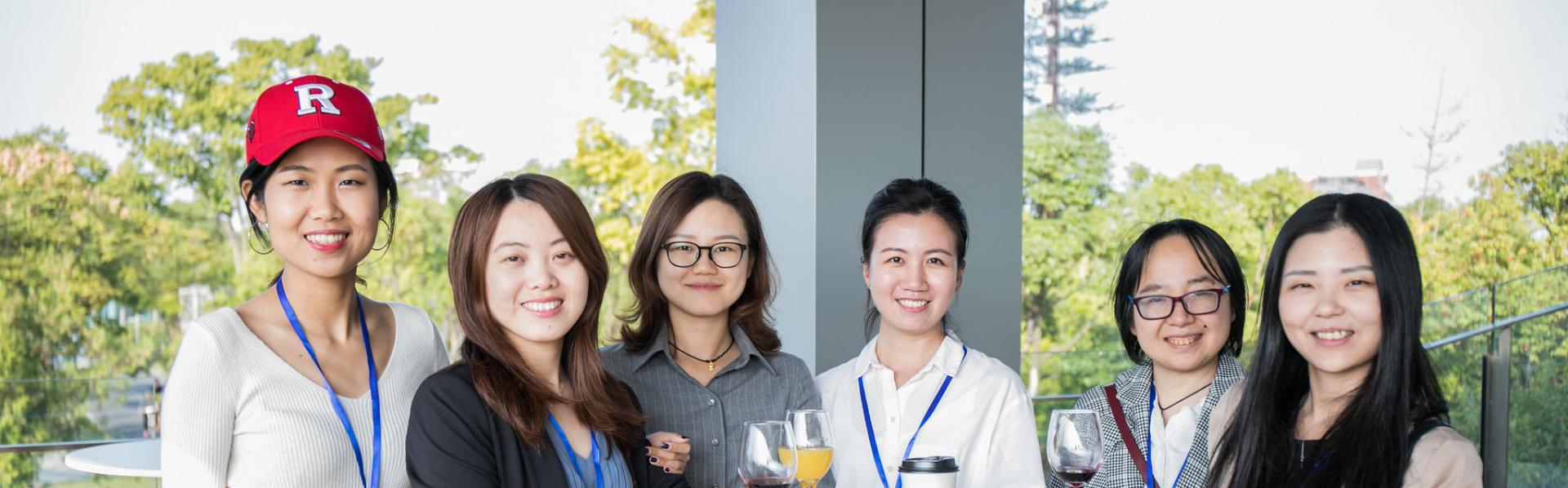China Alumni Reception