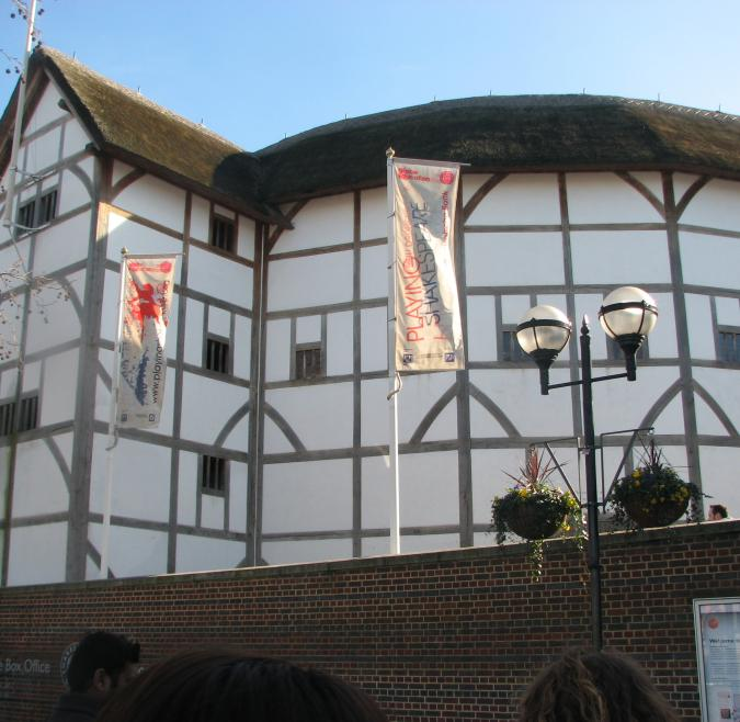 Picture of Globe Theater