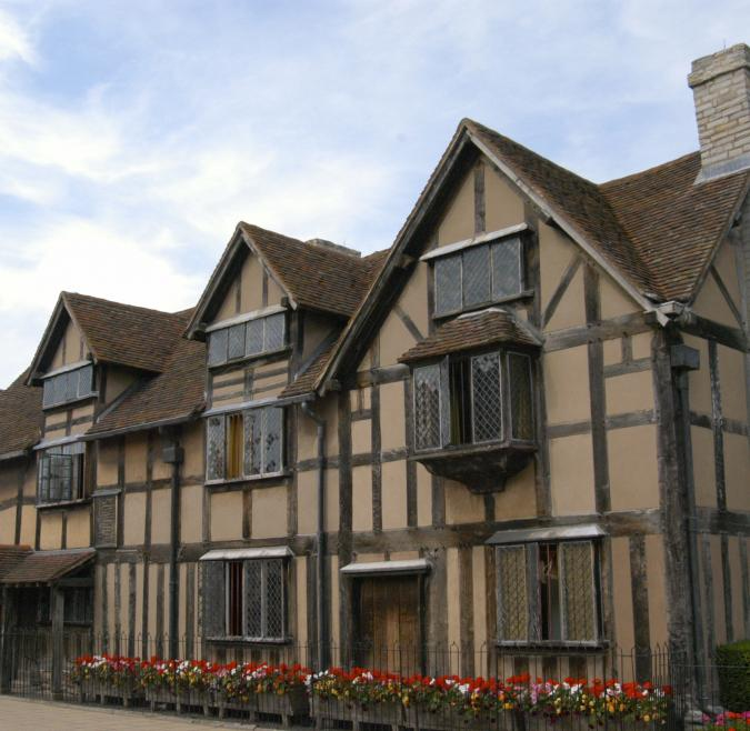 Summer: Rutgers- Shakespeare in England
