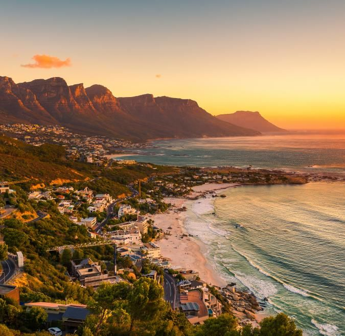 IES Intern Cape Town, South Africa