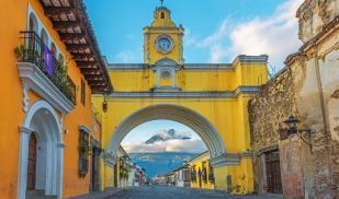 Photo taken in Antigua Guatemala
