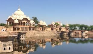CIty of Vrindavan
