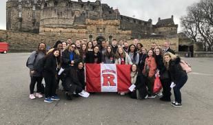 Camden Learning Abroad Group Photo