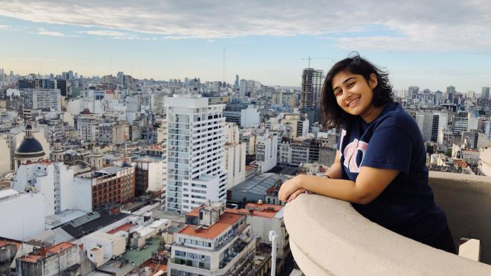 CIEE Open Campus Latin America Student