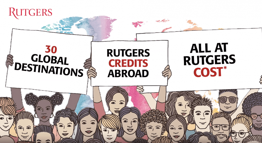 Rutgers Global - Access the World Video