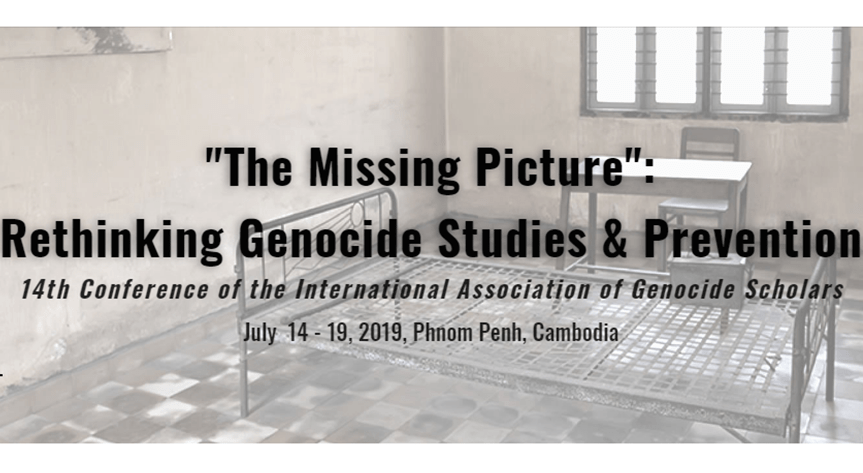 Rutgers Global - Center for the Study of Genocide and Human Rights, Missing Picture Event