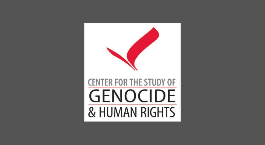 Contact Us - Center for the Study of Genocide and Human Rights