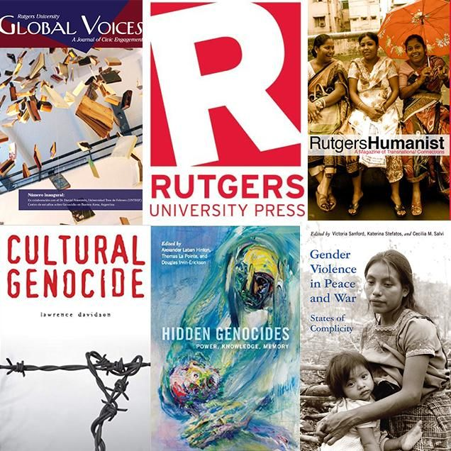 Rutgers Global - Center for the Study of Genocide and Human Rights, Publications
