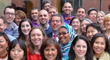 Rutgers Global - Contact Us, photo of Rutgers Global staff group
