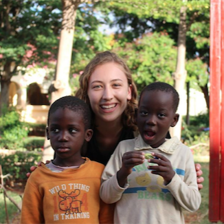 Rutgers Global - Alana Chmiel, Student Stories